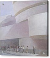 Guggenheim Museum New York 2004 Acrylic Print