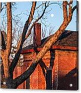 Guignard Brick Works-5 Acrylic Print