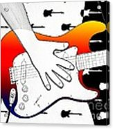 Guitar 1 Acrylic Print