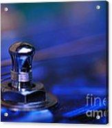 Guitar Abstract 6 Acrylic Print
