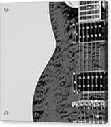 Guitar Pic 2 Acrylic Print