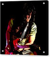 Guitar Shred Acrylic Print