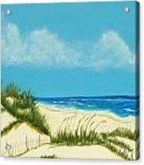 Gulf Coast I Acrylic Print