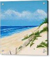 Gulf Coast II Acrylic Print
