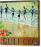 Gulf Coast Acrylic Print