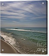 Gulf Of Mexico Acrylic Print