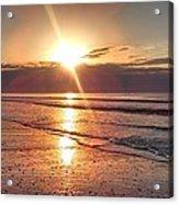 Gulf Sunrise Acrylic Print