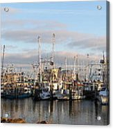 Gulfport Marine Acrylic Print