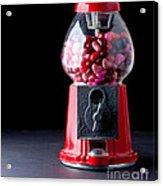 Gumball Machine Acrylic Print