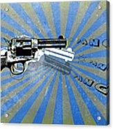 Gun 17 Acrylic Print