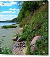 Guogu Mound Acrylic Print