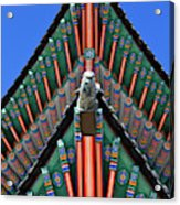 Gyeongbokgung Palace, Palace Of Shining Acrylic Print