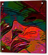 H3ad Sh0ts 14 Acrylic Print