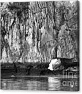 Ha Long Bay Rock I Acrylic Print