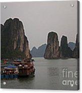 Ha Long Bay   Vietnam   #0521 Acrylic Print