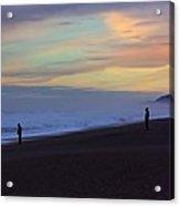 Haast Beach Acrylic Print