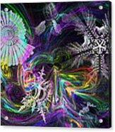 Haeckel Sea Acrylic Print