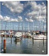 Hafen Barth Acrylic Print