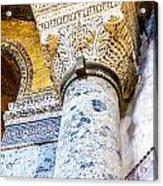 Hagia Sofia Interior 09 Acrylic Print