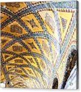 Hagia Sofia Interior 16 Acrylic Print
