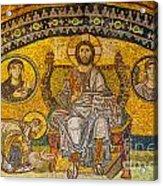 Hagia Sofia Mosaic 04 Acrylic Print