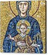 Hagia Sofia Mosaic 05 Acrylic Print