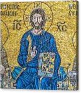 Hagia Sofia Mosaic 09 Acrylic Print