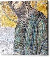 Hagia Sofia Mosaic 12 Acrylic Print