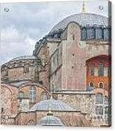 Hagia Sophia 10 Acrylic Print