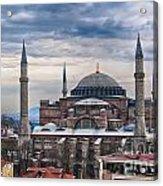 Hagia Sophia 19 Acrylic Print