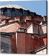 Hagia Sophia Angles 02 Acrylic Print