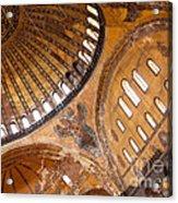 Hagia Sophia Dome 01 Acrylic Print