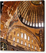 Hagia Sophia Dome 03 Acrylic Print