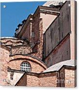 Hagia Sophia Walls 01 Acrylic Print