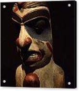 Haida Carving 1 Acrylic Print