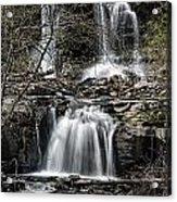 Haines Falls Acrylic Print