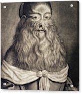 Hairy Maid, 17th Century Acrylic Print