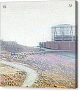 Haleakala Observatories Acrylic Print