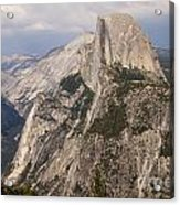 Half Dome From Glacier Point Acrylic Print