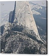 Half Dome Glacier Point Acrylic Print