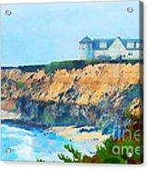 Half Moon Bay 2 Acrylic Print