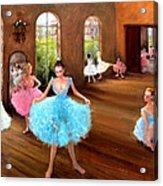 Hall Of Dance Acrylic Print by Graham Keith