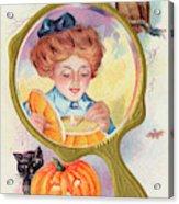 Hallowe'en Magic - Lighting Acrylic Print