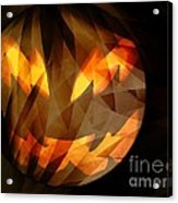 Halloween Moon 2 Acrylic Print