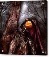 Halloween - The Headless Horseman Acrylic Print