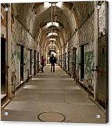 Hallways Acrylic Print