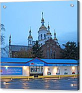 Hamilton Orthodox Church Acrylic Print