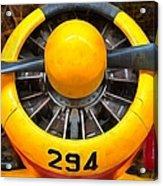 Hamilton Standard Propeller  Acrylic Print
