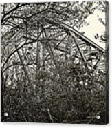 Hammond Bridge Acrylic Print