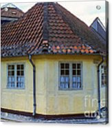 Hans Christian Anderson Birthplace Acrylic Print